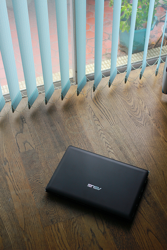 Asus A43s (A43SD-023DB960) 開箱 平價好選擇